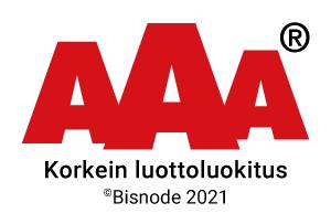 Markinvest Oy:lle korkein AAA-luottoluokitus jaluokan 1. Lowest Gredit Risk -sertifikaatti